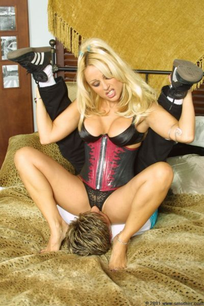 Free gallery smother domination