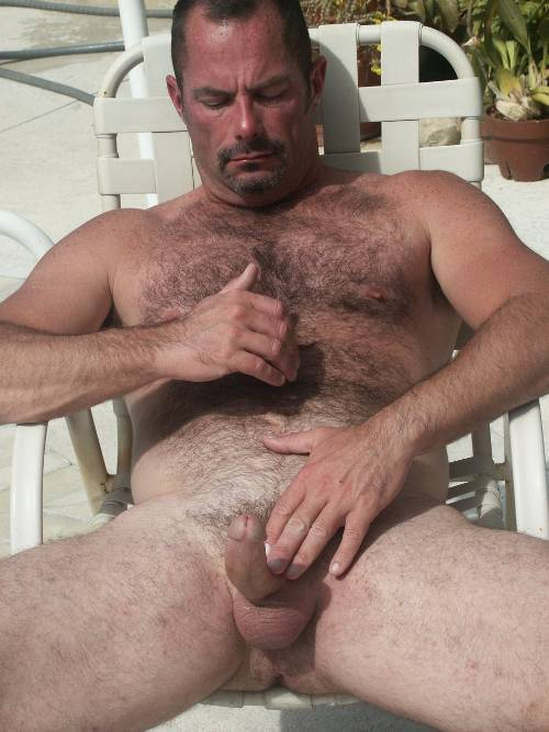 More Hot Pictures From Hairy Gay Bears And Naked Muscle Men