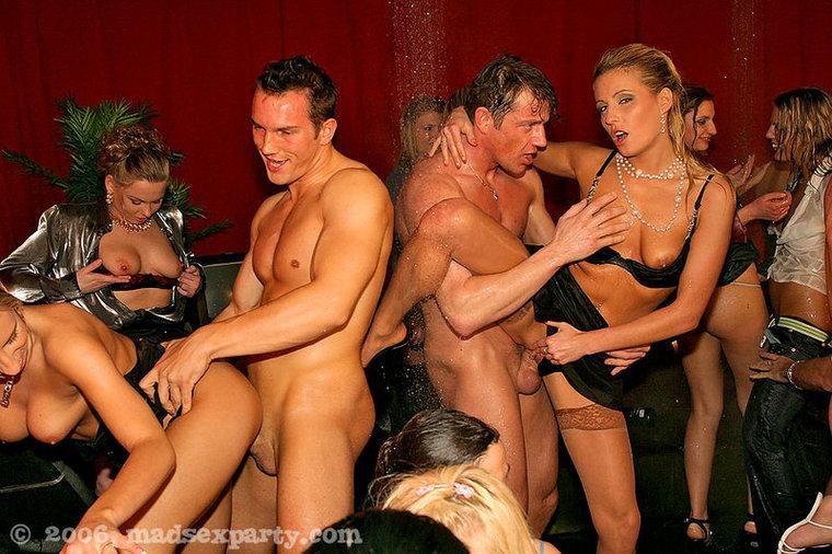 секс вечеринок фото